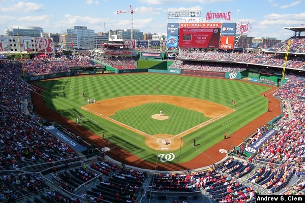 Nationals Park grand view 2014