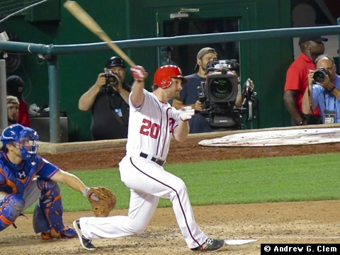Daniel Murphy 2nd HR 29 Jun 2016