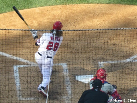 Jayson Werth RBI single 5 Jun 2014