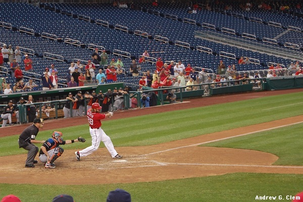 Jayson Werth home run