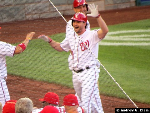 Daniel Murphy, Ryan Zimmerman 29 Jun 2016