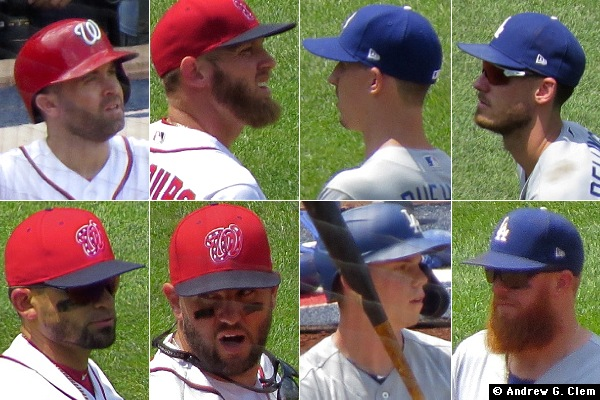 Nationals - Dodgers 28 Jul 2019