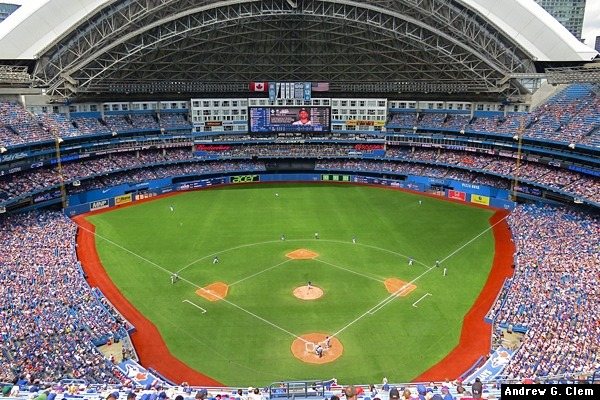 Rogers Centre grand view