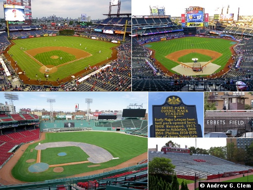 Stadiums - Aug., Sep. 2016