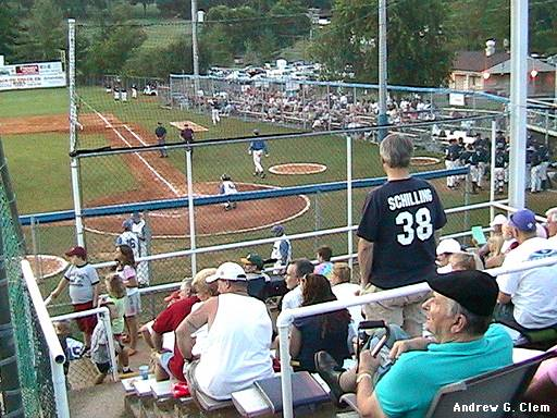 Staunton Braves game