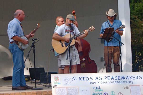 Harvest Band, Peace Day 2014