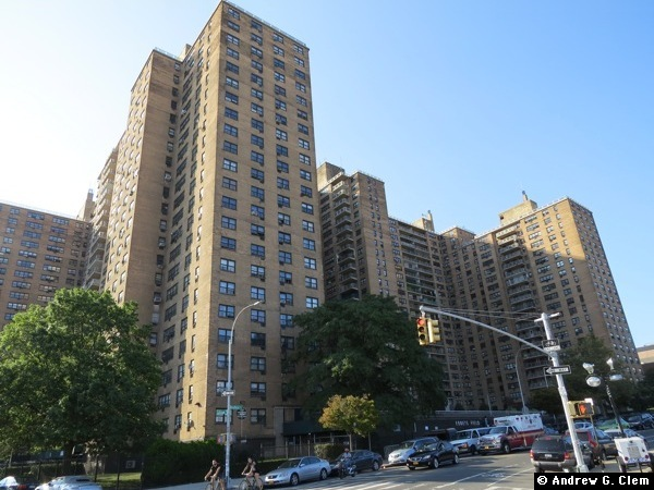 Ebbets Field apartment building