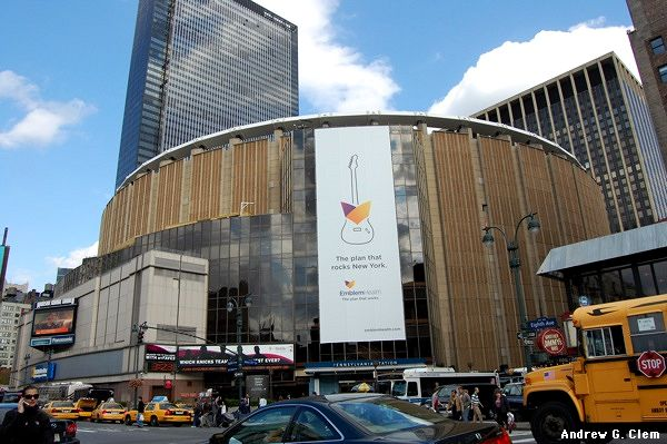 Andrew clem new york 2008 photo gallery - Madison square garden to times square ...