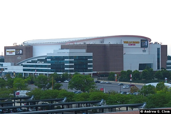 Wells Fargo Center - 2016