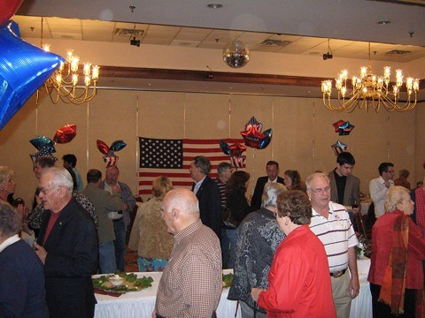 2009 Victory Party