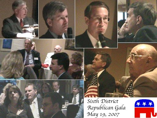 Va 6th District GOP Gala 2007