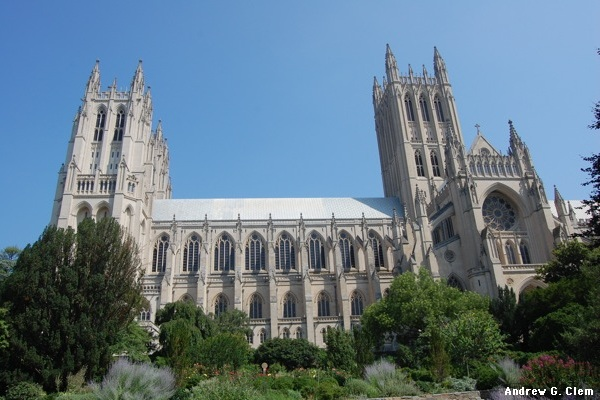 National Cathedral ext south